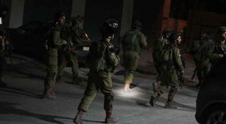 IOF carry out large-scale arrest campaign