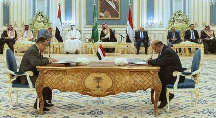 Jordan welcomes peace agreement between Yemeni government, Transitional Council