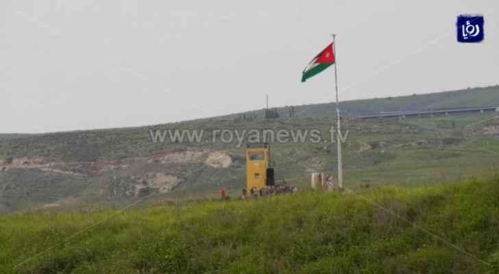 Hours for Jordan to officially regain Al-Baqoura, Al-Ghamr lands