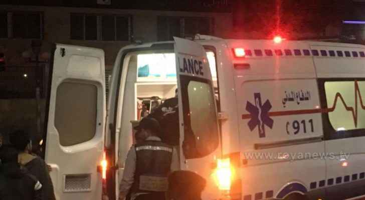 Man dies after being run over in Madaba