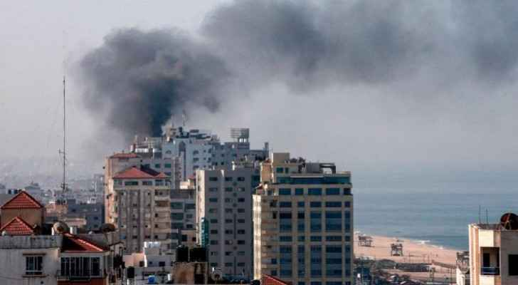 Palestinian killed in Israeli strike north of Gaza, third since this morning