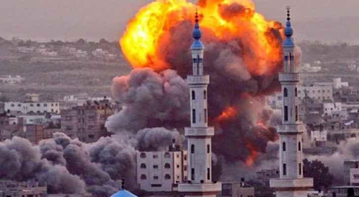 Total losses due to Israeli airstrikes on Gaza valued at $ 3 million