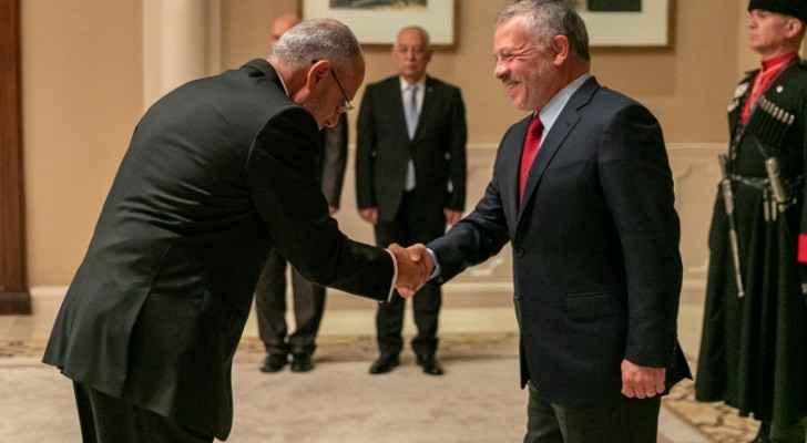 King swears in Haddad as Audit Bureau president