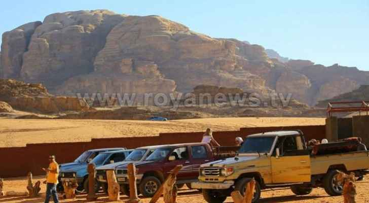 ASEZA denies 96,000 dunums of Wadi Rum's lands owned by Royal Film Commission