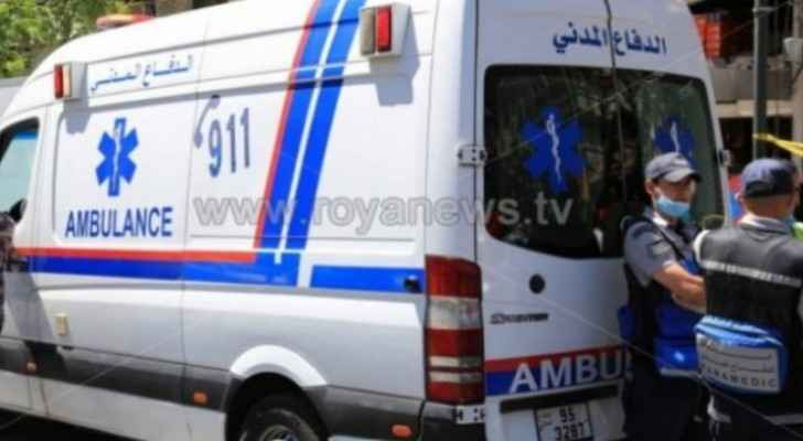 Apartment fire in Irbid kills young girl, leaves her brother with injuries