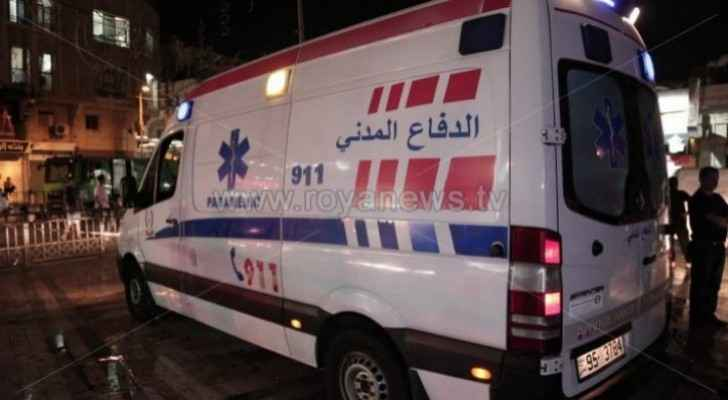 One killed, another injured in road accident in Madaba