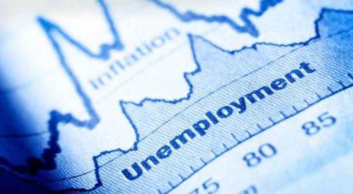 Unemployment rate in Jordan hits 19.1% over the 3rd quarter of 2019