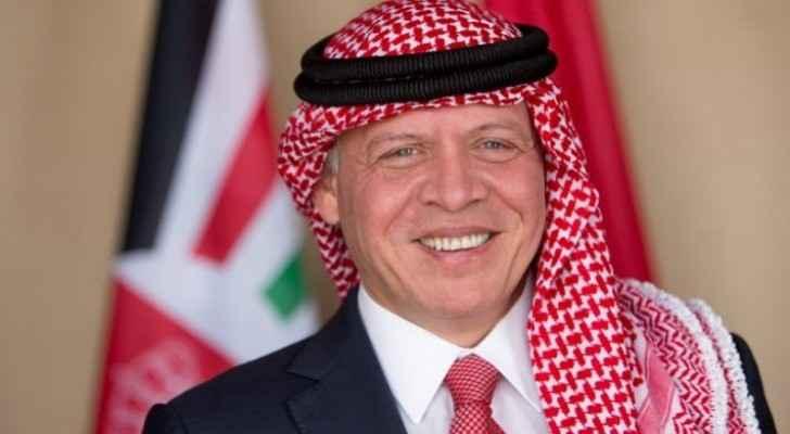 King accepts credentials of new ambassadors to Jordan