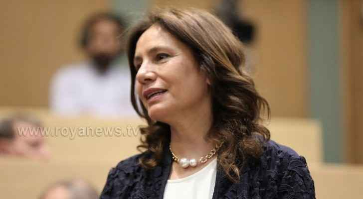 Minister of Energy and Mineral Resources, Hala Zawati