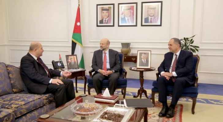Prime Minister meets Iraqi Justice Minister