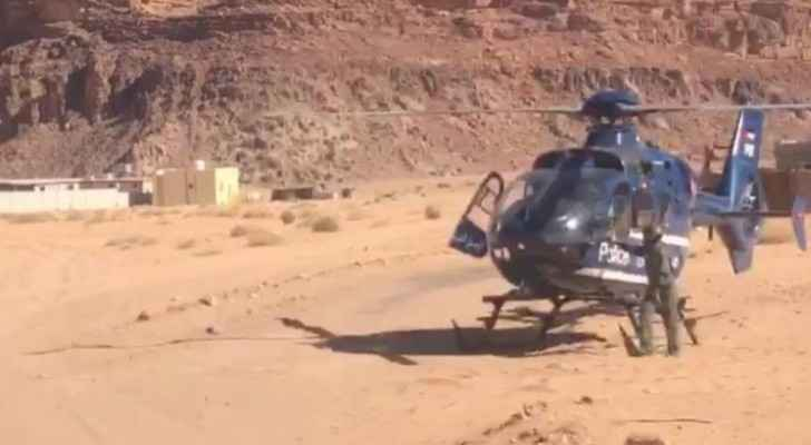 Tourist, who went missing in Wadi Rum, rescued