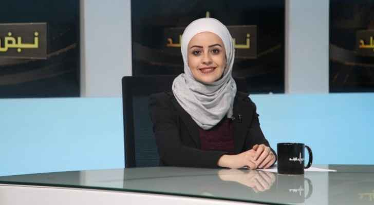 Heba Al-Za'abalawi, head of the Department of Solid Waste Management at the Environment Ministry