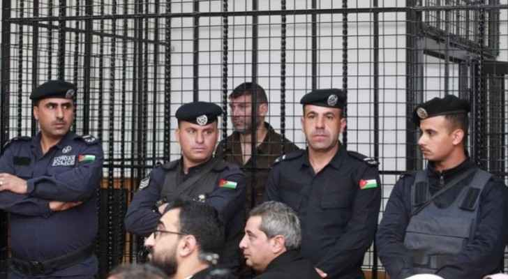 The Israeli settler at the State Security Court