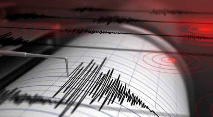 Two earthquakes hit northern Dead Sea early Friday