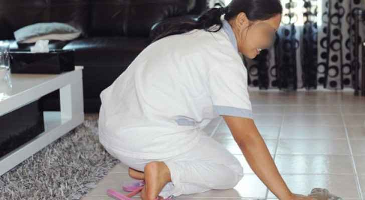 1222 domestic workers with communicable diseases entered Jordan
