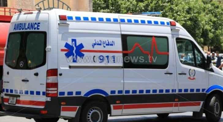 Three injured in barrel blast in Amman