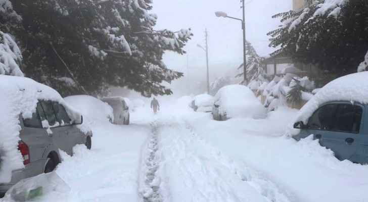 Do you remember the 2013 'Alexa' snowstorm?