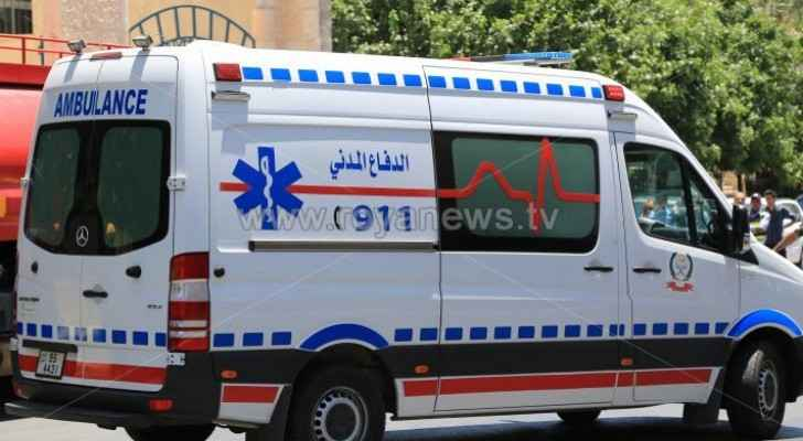 47-year-old woman died after being run over in Amman