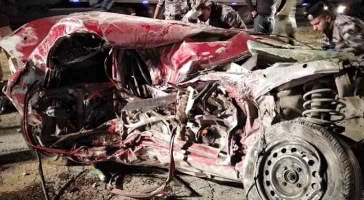 Road accident in Zizya leaves three dead, one injured