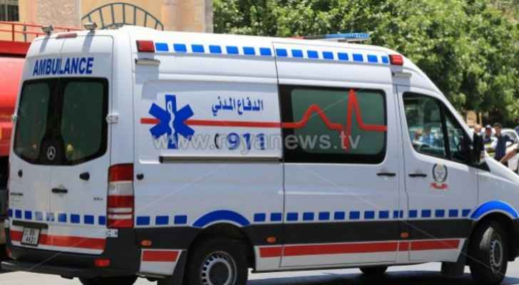 Elderly woman ran over by vehicle in Zarqa