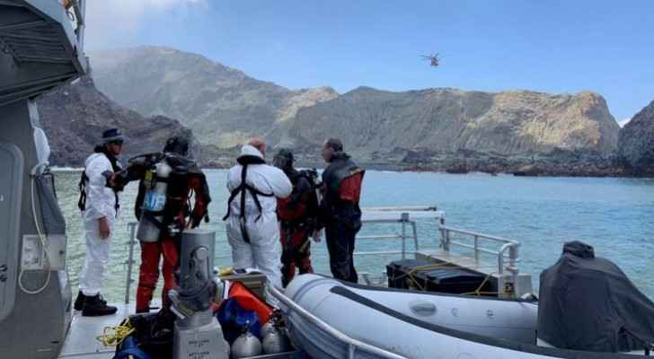 New Zealand police scale back volcano bodies search