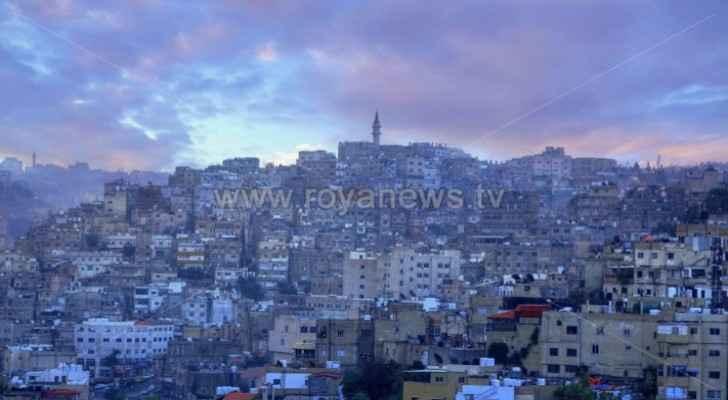 A rainy Christmas expected in Jordan