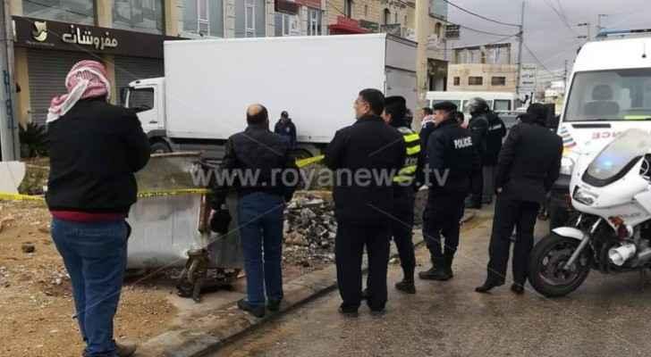 Video: Binman found dead on main road in Karak