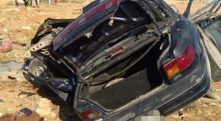 Two people killed in Mafraq car crash