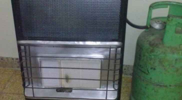 Woman died after accidentally inhaling fumes from gas heater in Jerash