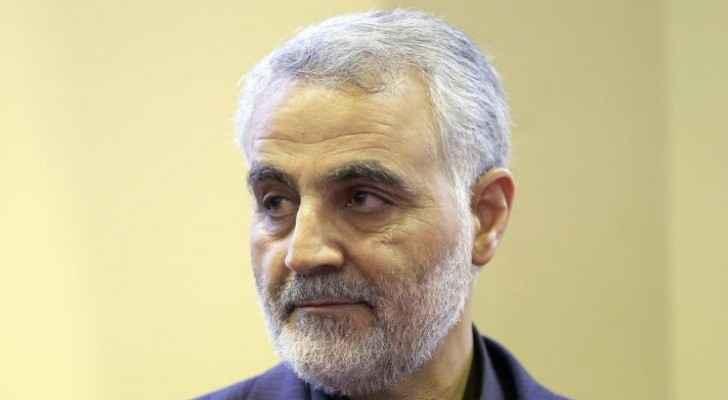 Top Iranian general, Qasem Soleimani, killed in Baghdad airstrike