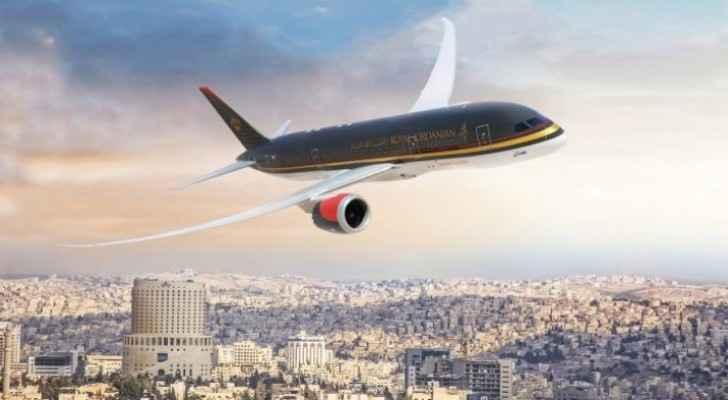 RJ suspends its flights to Baghdad