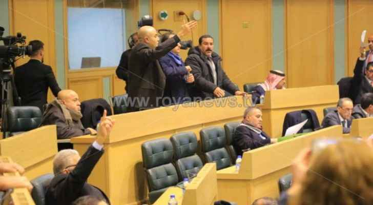 Lower House to discuss Jordan-Israel gas agreement on January 19th