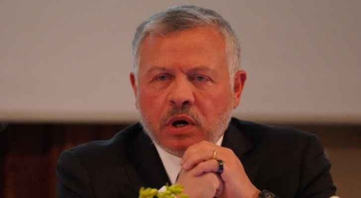 King reaffirms importance of Iraq's stability