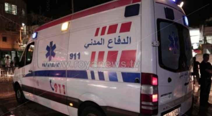 Woman dead in traffic accident in Amman