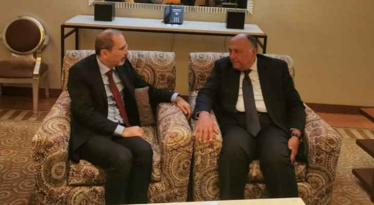 FM, Egyptian counterpart discuss ties