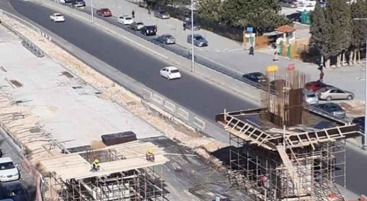 GAM to build 3 footbridges with lifts to serve people with disabilities in Amman
