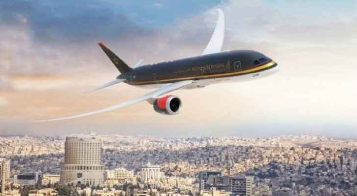 Royal Jordanian resumes flights to Baghdad
