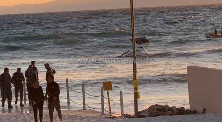 Four drown as boat sinks at Aqaba coast