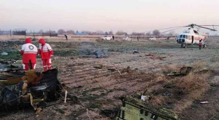 Ukraine jet crashes in Iran, killing all on board