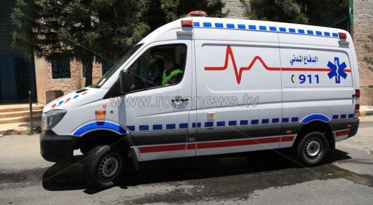 House fire leaves child dead, two people injured in Mafraq