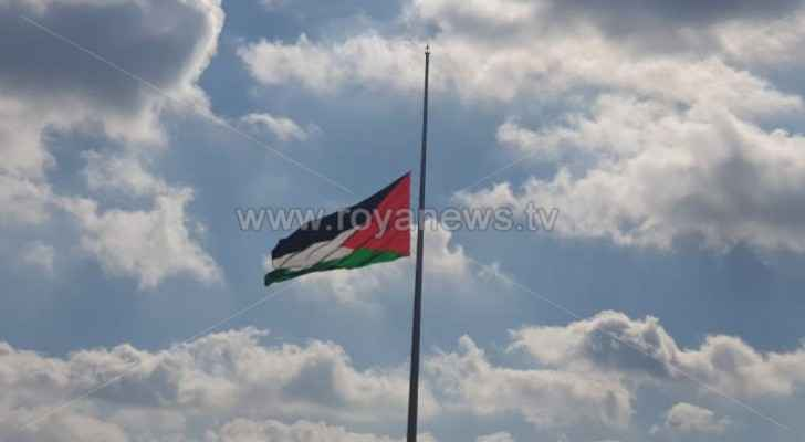 Flags to fly at half-mast in Jordan to mourn Omani leader's passing away