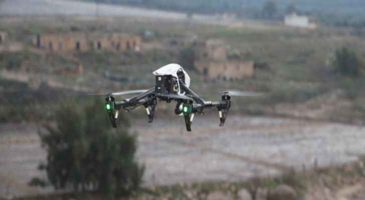 CDD uses drone to search for man swept away by flooding in Zarqa