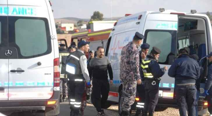 Man, his wife die, their two children injured after inhaling gas heater fumes in Ma'an