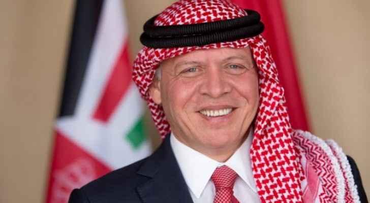 King departs on working visit to Europe