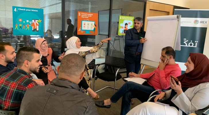Globally Recognized News Media & Information Literacy Initiatives Announced in Amman