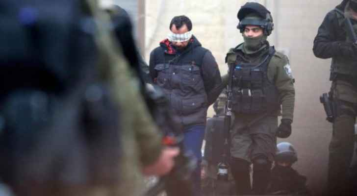 IOF carry out arrest campaign in West Bank