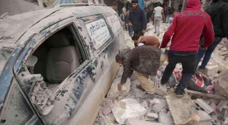 Intense fighting in Syria's Idlib kills 39