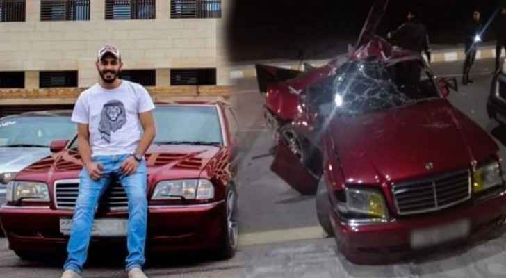 Road accident in Aqaba leaves 25-year-old man dead