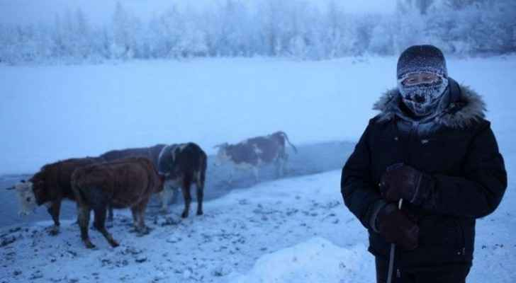 Get to know the world's coldest village
