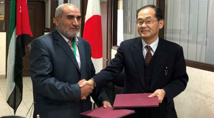 Japanese grant of US$90,620 for Medical Equipment project for charitable medical center